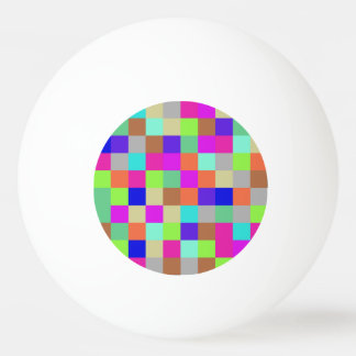 Colors Ping Pong Ball