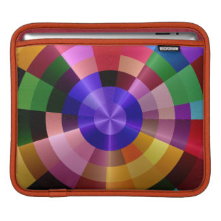 colors spectrum modern sleeve for iPads