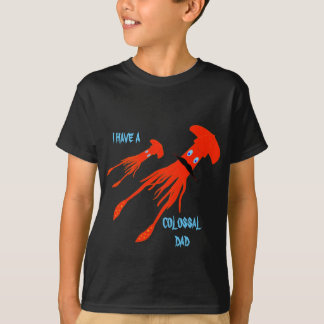 Colossal Dad Children's shirts