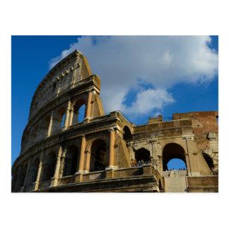 Colosseum à Rome, Italie Carte Postale