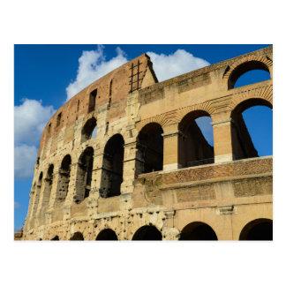 Colosseum antique à Rome, Italie Carte Postale