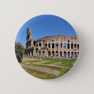 Colosseum in Rome, Italy 2 Inch Round Button