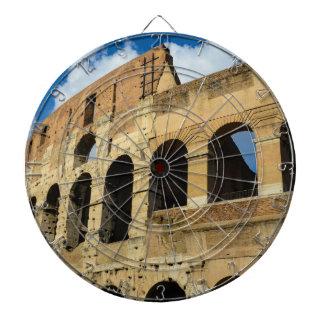 Colosseum in Rome, Italy Dartboard