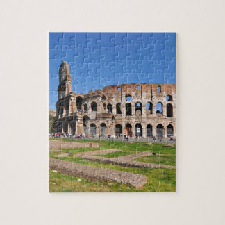 Colosseum in Rome, Italy Jigsaw Puzzle