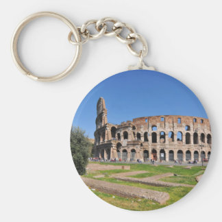 Colosseum in Rome, Italy Keychain