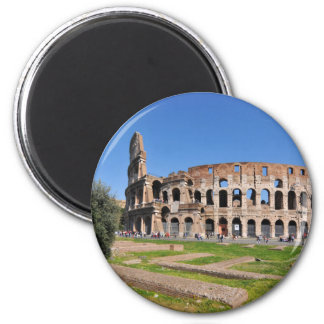 Colosseum in Rome, Italy Magnet