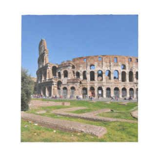 Colosseum in Rome, Italy Notepad