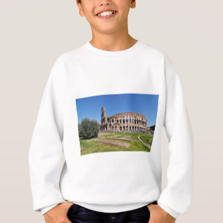 Colosseum in Rome, Italy Sweatshirt