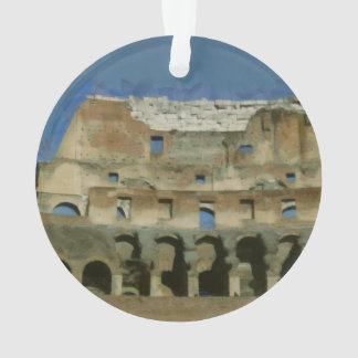 Colosseum painting, Rome