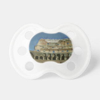 Colosseum painting, Rome Pacifiers