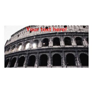 Colosseum Photo Card