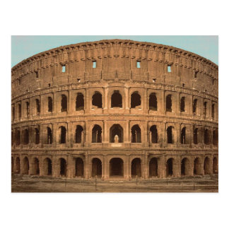 Colosseum Post Card