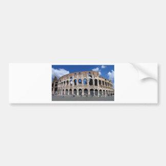 Colosseum, Rome, Italie Autocollant De Voiture