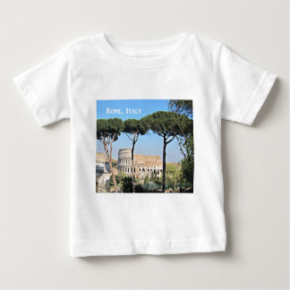 Colosseum, Rome, Italy Baby T-Shirt