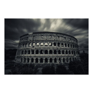 Colosseum, Rome Poster