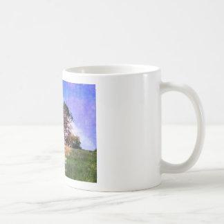 Colossians 3:15 Inspirational Bible Verse Classic White Coffee Mug