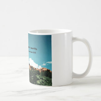 Colossians 3:23 Whatever you do, do it heartily... Coffee Mug