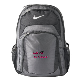 Colossians Chapter 2 Backpack