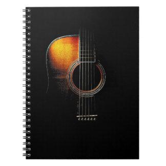 Colour Acoustic Guitar Design Guitarist's Notebook