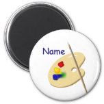 Colour Artist Palette Magnet
