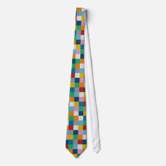 Colour Block Tie