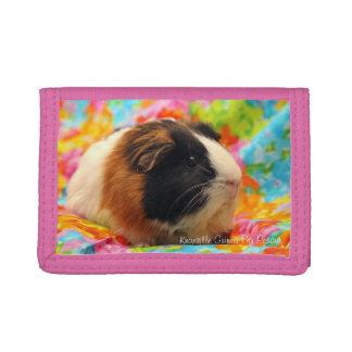 Colour Burst Guinea Pig Wallet