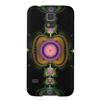 Colour chain, artistic abstract cases for galaxy s5