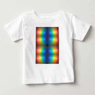 Colour Chaos abstract. Baby T-Shirt
