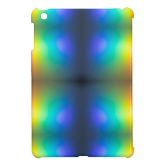 Colour Chaos abstract. iPad Mini Cover