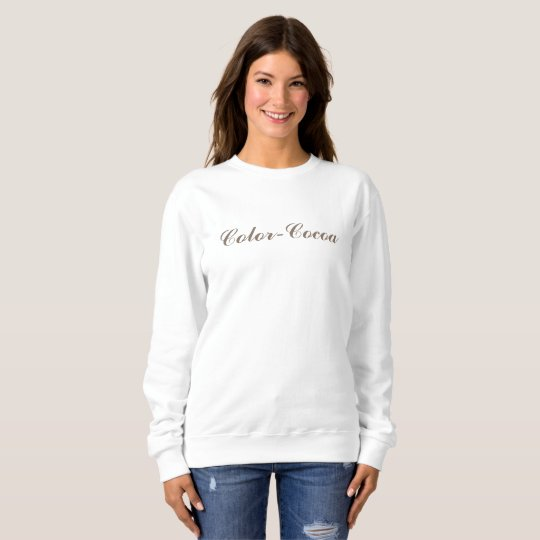 Colour Cocoa 1st draught Sweatshirt
