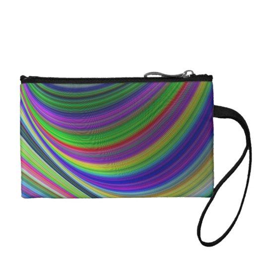 Colour curves coin purse