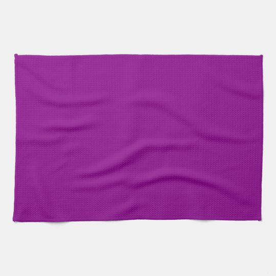 colour dark magenta towel