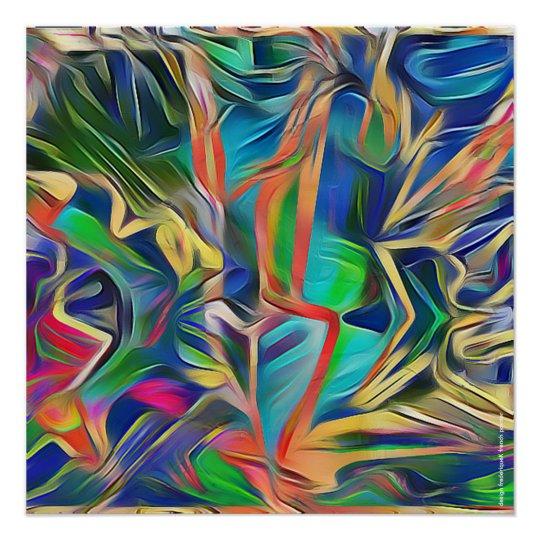Colour Dream Poster