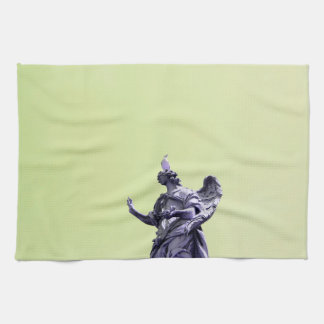 Colour effect, filtered, modern simple photography kitchen towel