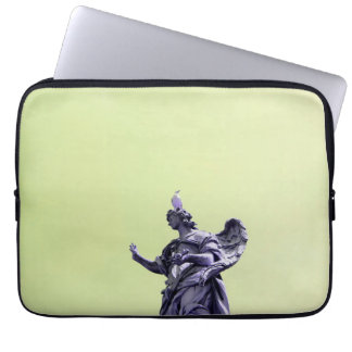 Colour effect, filtered, modern simple photography laptop sleeve