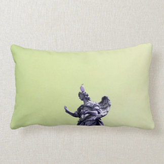 Colour effect, filtered, modern simple photography lumbar pillow