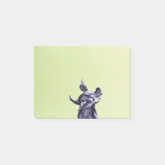 Colour effect, filtered, modern simple photography post-it® notes