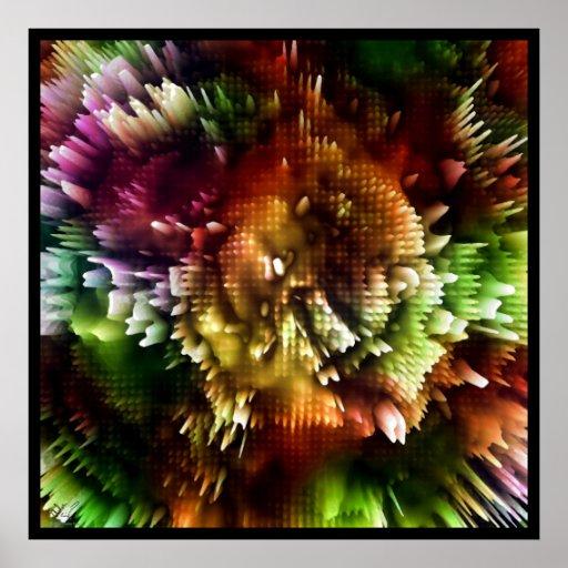 Colour Explosion 2 Poster