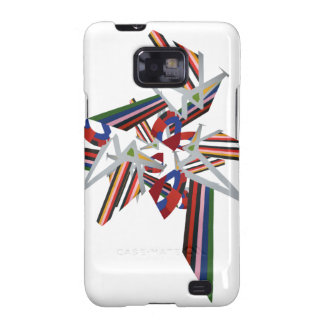 Colour Explosion Samsung Galaxy SII Covers
