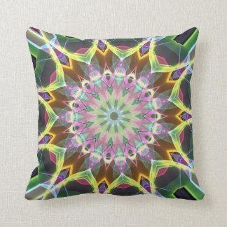 Colour Explosion Reversible Throw Pillow