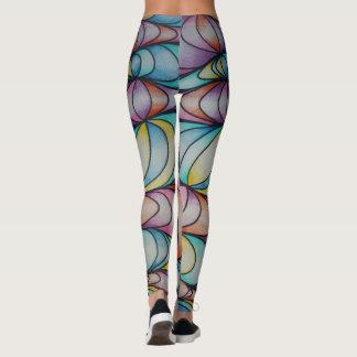 Colour Flow Leggings