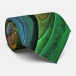 Colour Glory Abstract Art Tie
