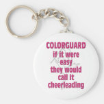 Colour Guard: If It Were Easy... Key Chain