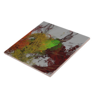 Colour Invasion Tile