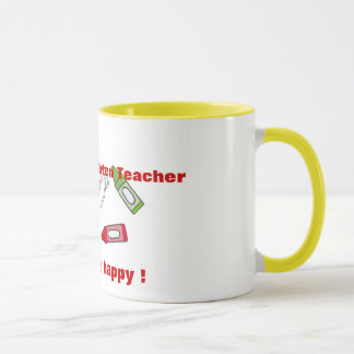 Colour Me Happy/Vera Trembach Mug