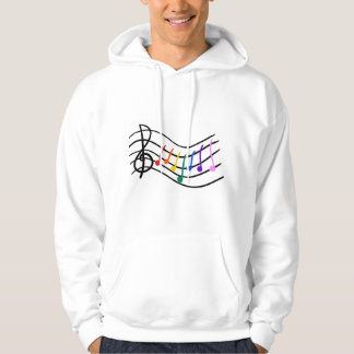 Colour My World Hoodie