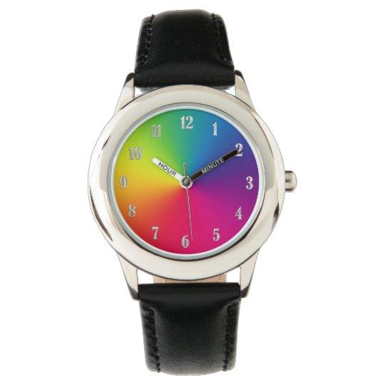 Colour Spectrum Watch