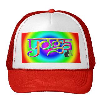 Colour Spectrum Yoga Trucker Hat