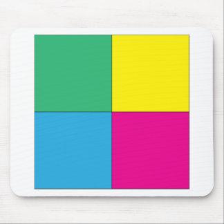 Colour Squares for Gift et Carte de voeux !