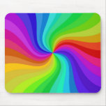 colour twisted mousepad